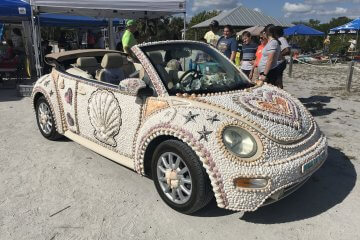 Muschel Auto
