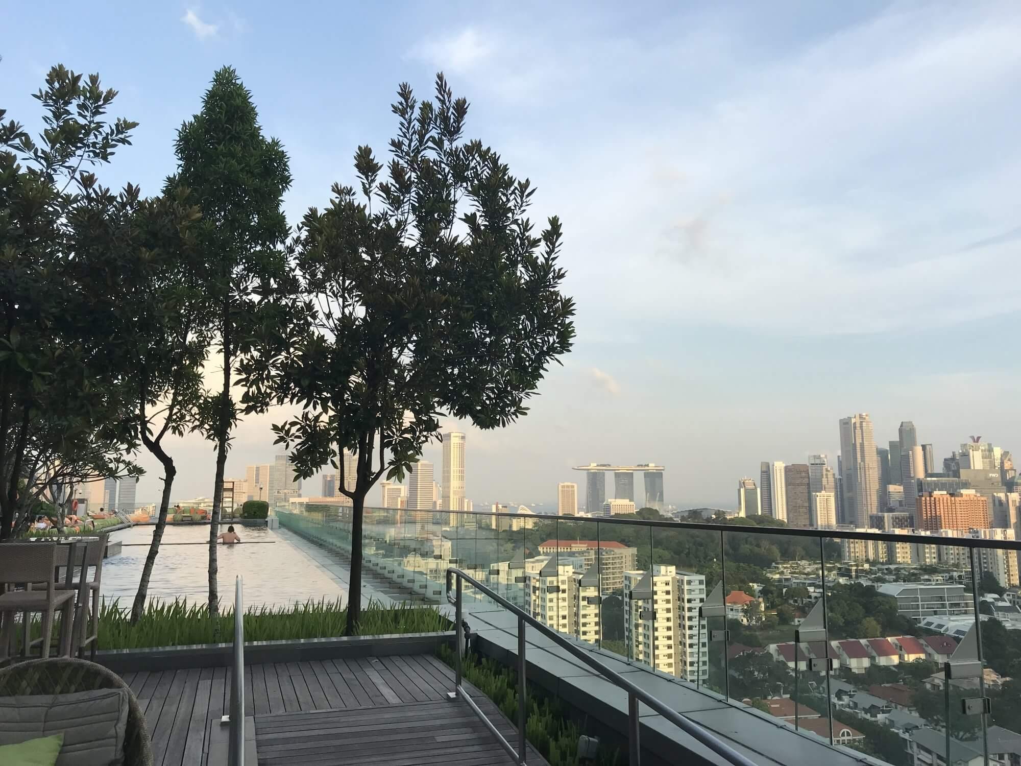 Jen Orchardgateway Singapur