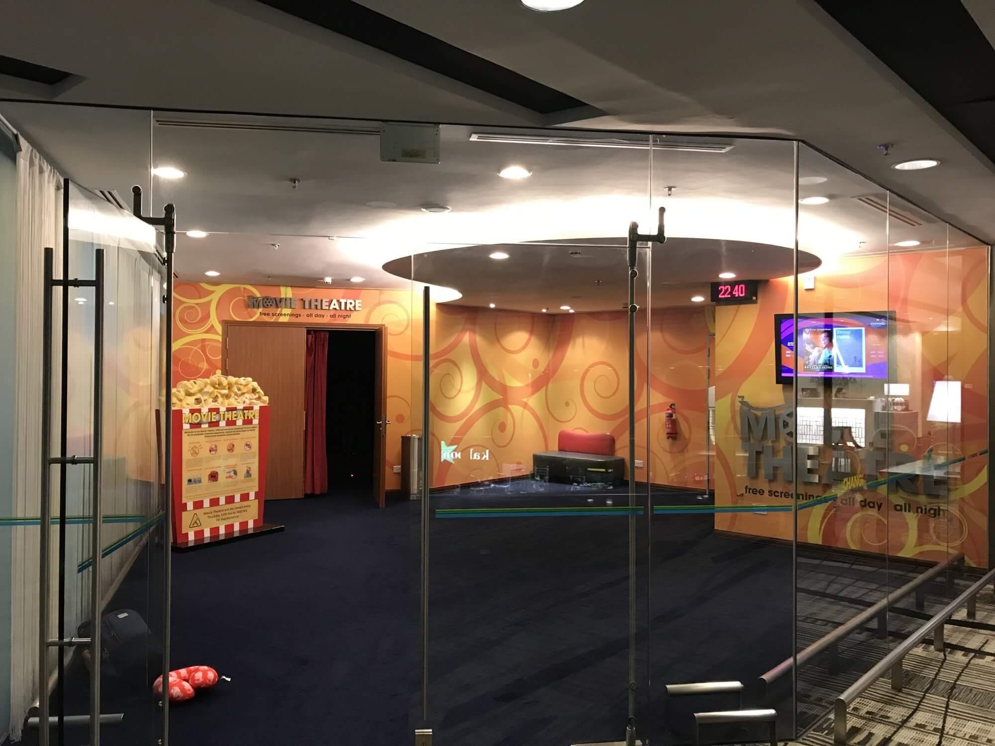 Kino am Changi Airport