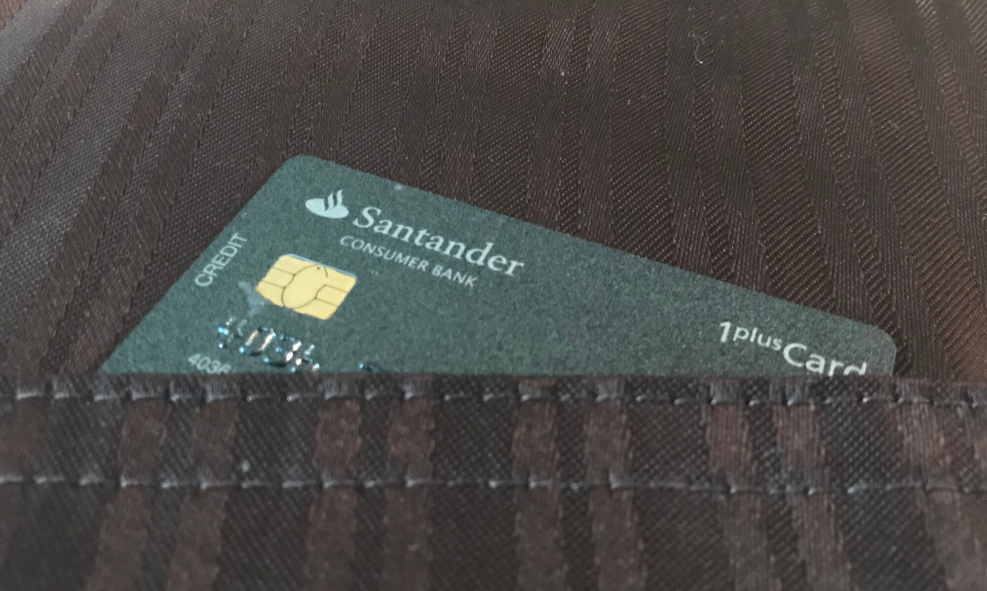 Santander 1Plus Visa verschlechtert die Konditionen zum 01.07.2020