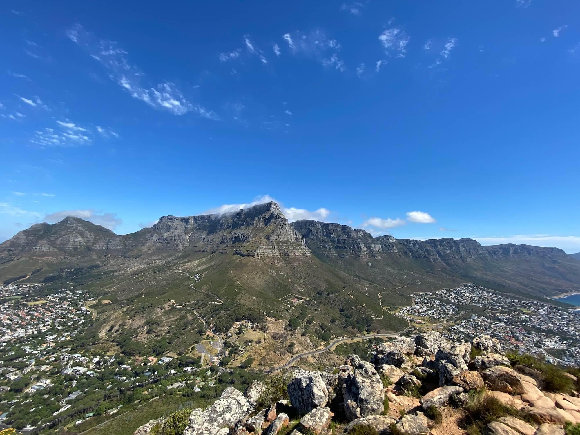 Panorama Tafelberg