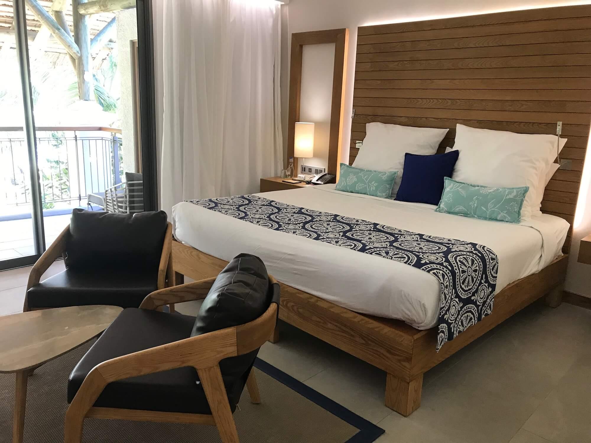 Schlafzimmer Ocean Room